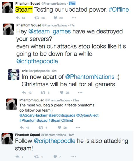Phantom Squad and PoodleCorp tango down against Steam and ...