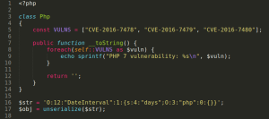 CheckPoint experts spotted Three Critical 0-Day in PHP ...