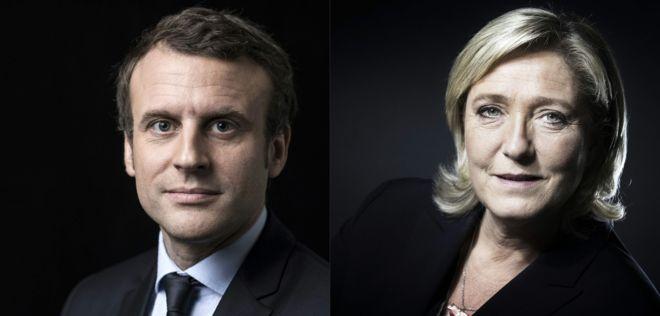 Emmanuel Macron Presidential campaign