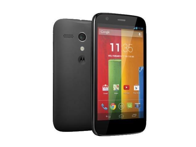 Motorola handsets MOTO G4 G5
