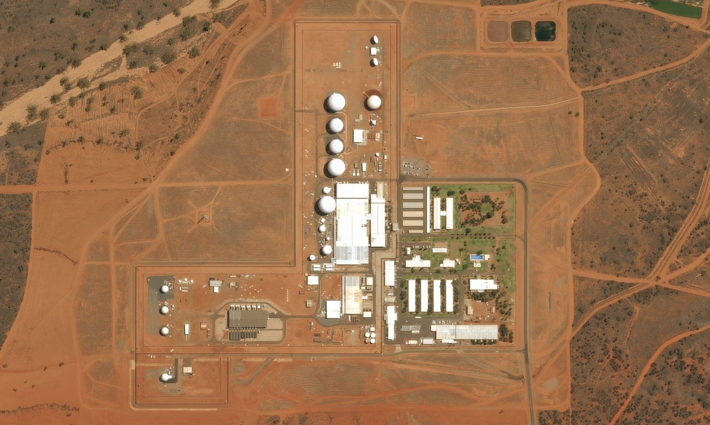 Joint Defence Facility Pine Gap
