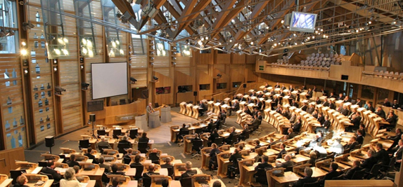 Scottish parliament 3
