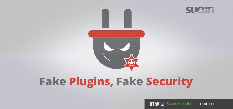 Wordpress fake plugin