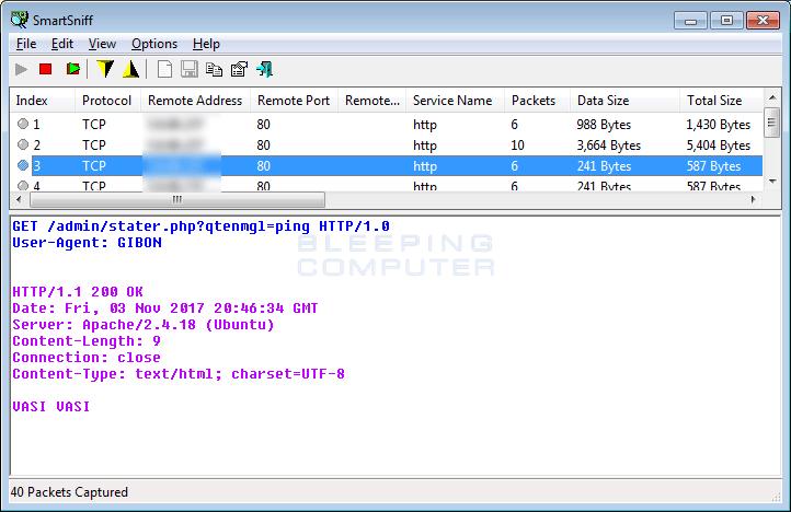 GIBON ransomware
