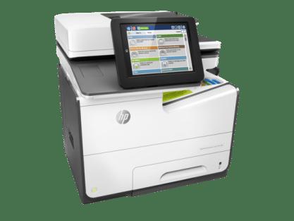 HP printers hacking