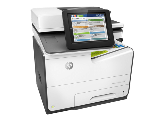 HP inkjet printers hacking