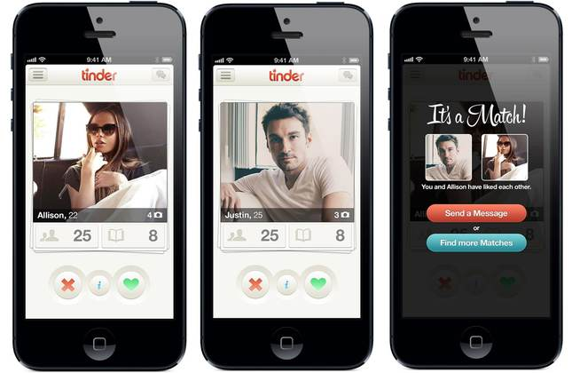 Tinder data leak