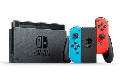 NVIDIA Tegra nintendo switch