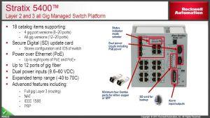 Rockwell Automation Allen-Bradley Stratix and ArmorStratix switches