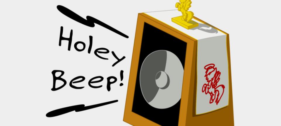 holey beep