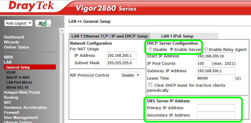 DrayTek routers zeroday