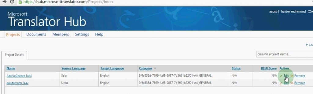 Microsoft Translator Hub SecurityBulletin-1024x307