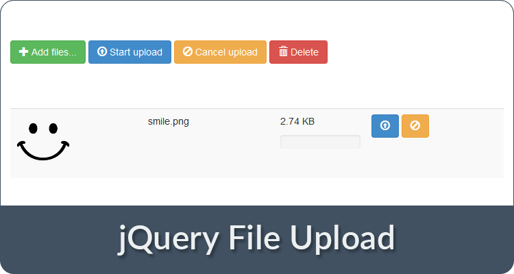 Jquery-file-upload-plugin