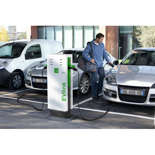 Vehicle-charging-stations