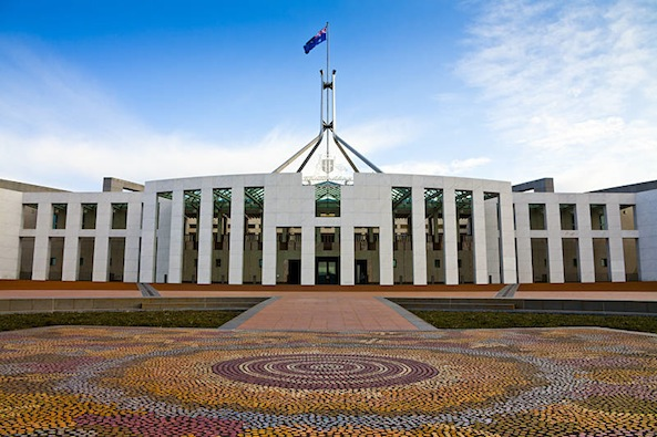 Australia Australian National University hack australian parliament house