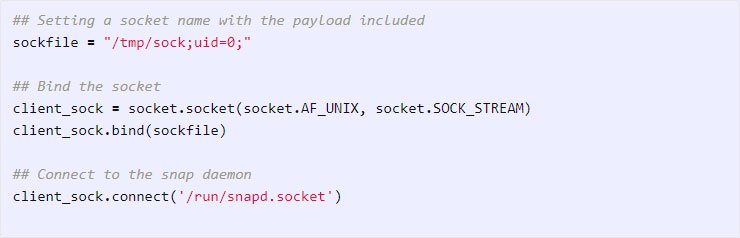 snapd socket-via-remote-socket