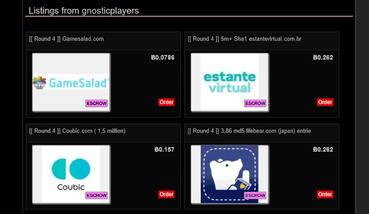 gnosticplayers offers 26 Million new accounts for sale on
