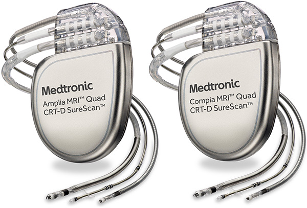 heart defibrillators Medtronic