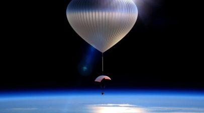 high-altitude balloons