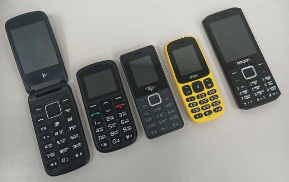 Malware found pre-installed in cheap push-button mobile phones sold in Russia