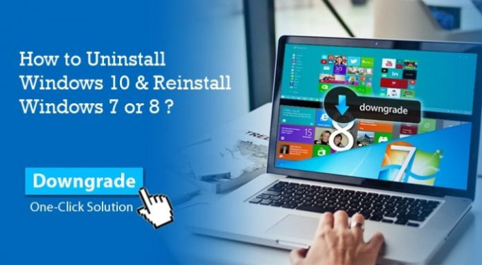 downgrade-windows-10-uninstall