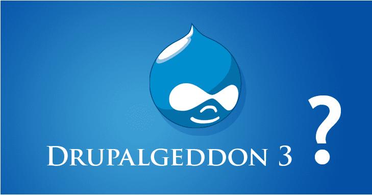 Tìm thấy lỗ hổng thực thi mã từ xa trong Drupal