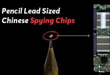 securitydaily chip do thám của Trung Quốc