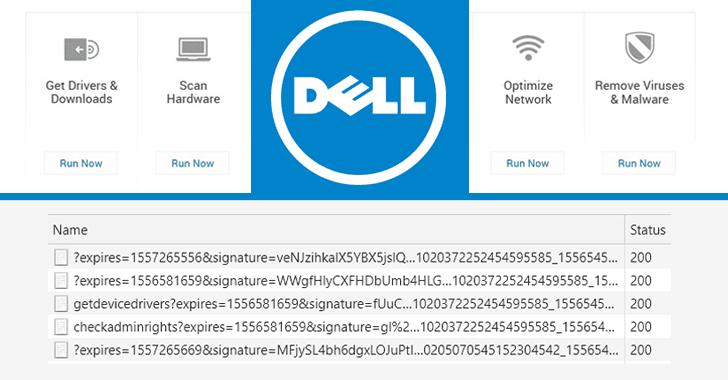 Máy tính DELL có nguy cơ bị tấn công RCE do lỗ hổng của phần mềm cài sẵn