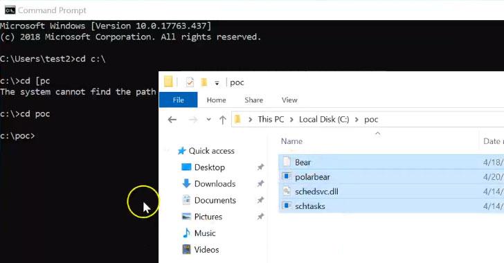 Công bố khai thác PoC lỗ hổng Zero-Day chưa được vá trên Windows 10