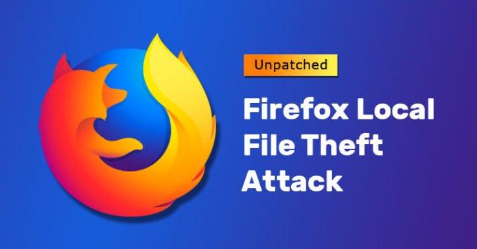 Lỗ hổng cùng nguồn gốc trong Firefox