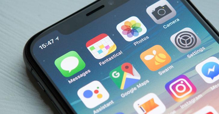 PoC khai thác lỗ hổng iOS từ xa
