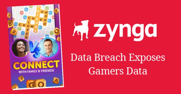 Tài khoản người dùng của Zynga bị hack