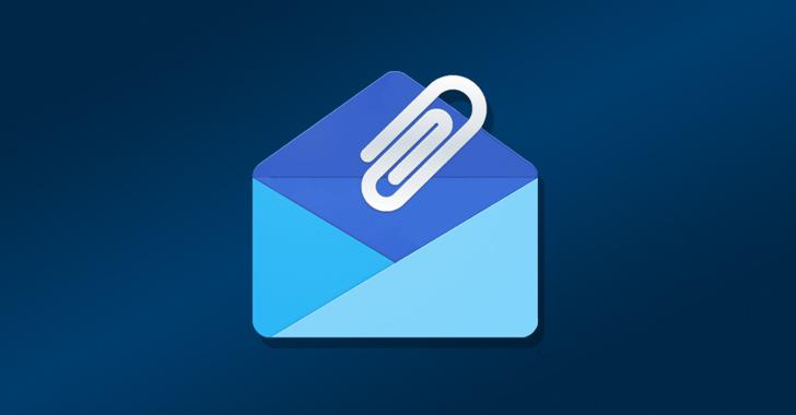 Outlook trên web cấm hơn 38 phần mở rộng