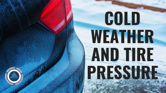 Cold Weather and Tire Pressure
