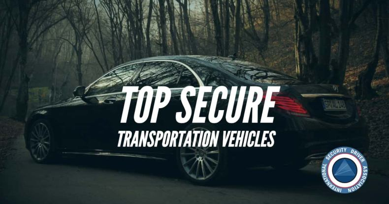 top secure transportation vehicles