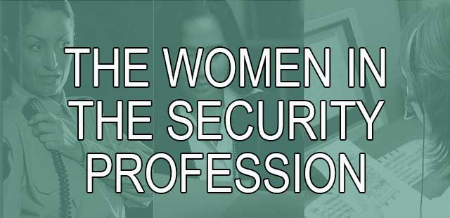 The Women in The Security Profession