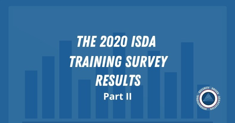 2020 ISDA Training Survey Results Part 2
