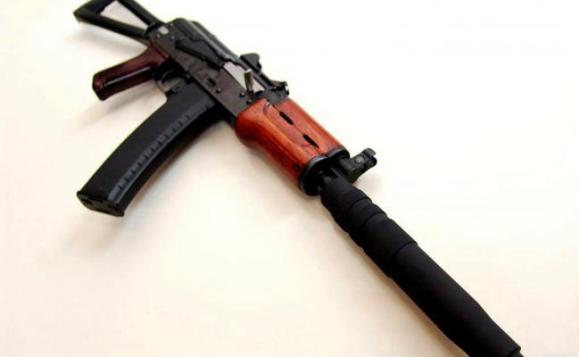 Wallpapersxl Weapons Machine Mikhail Kalashnikov Akm Pictures For 170800 1366x768