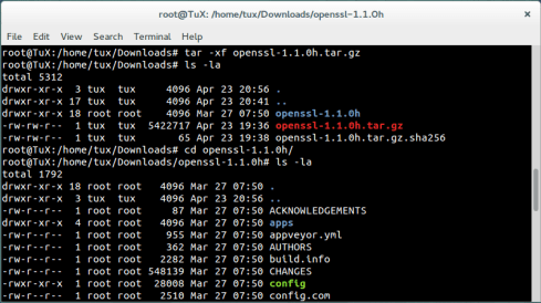 Building openssl with zlib support  » Security Grind