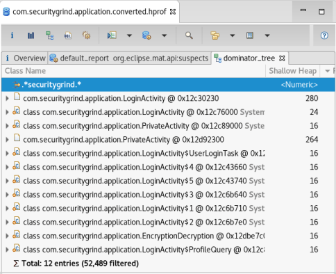 Dumping and analyzing Android application memory  » Security Grind