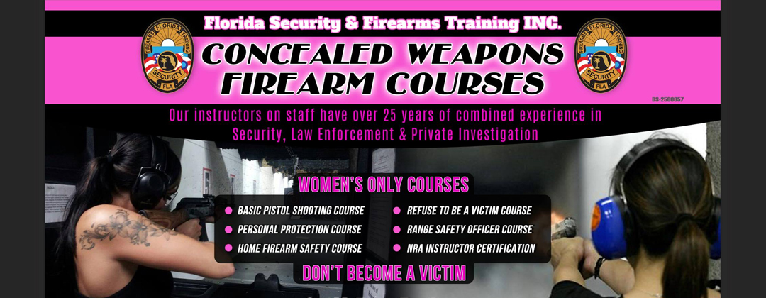 Armed And Unarmed Security Training