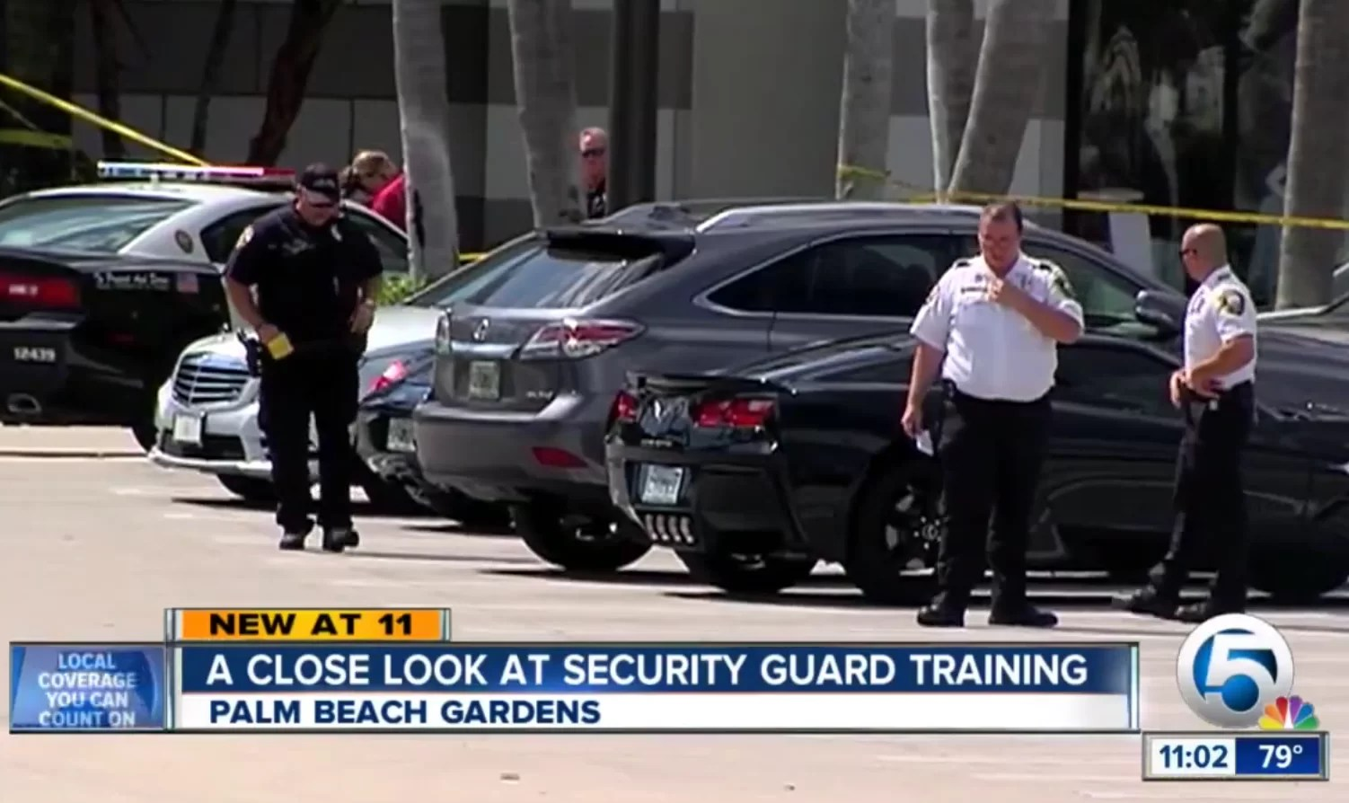 Armed Security Guard Certification