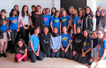 Cisco's Girls Power Tech event