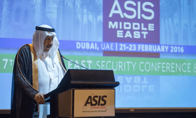 ASIS Middle East 2016 highlights security profession advancements