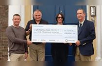 Kirintec donates £10000 to Iraqi project