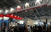 Hikvision shows expanded range at IFSEC