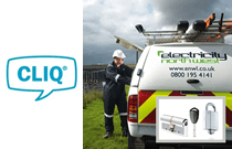 CLIQ® secures Electricity North West customers