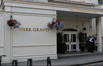 London Hotel upgrades to IDIS HD Surveillance