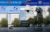 360 Vision cameras at IP-in-Action LIVE