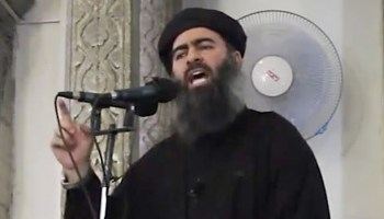Special Report on the Reported Death of Abu Bakr al-Bahgdadi Leader of ISIS